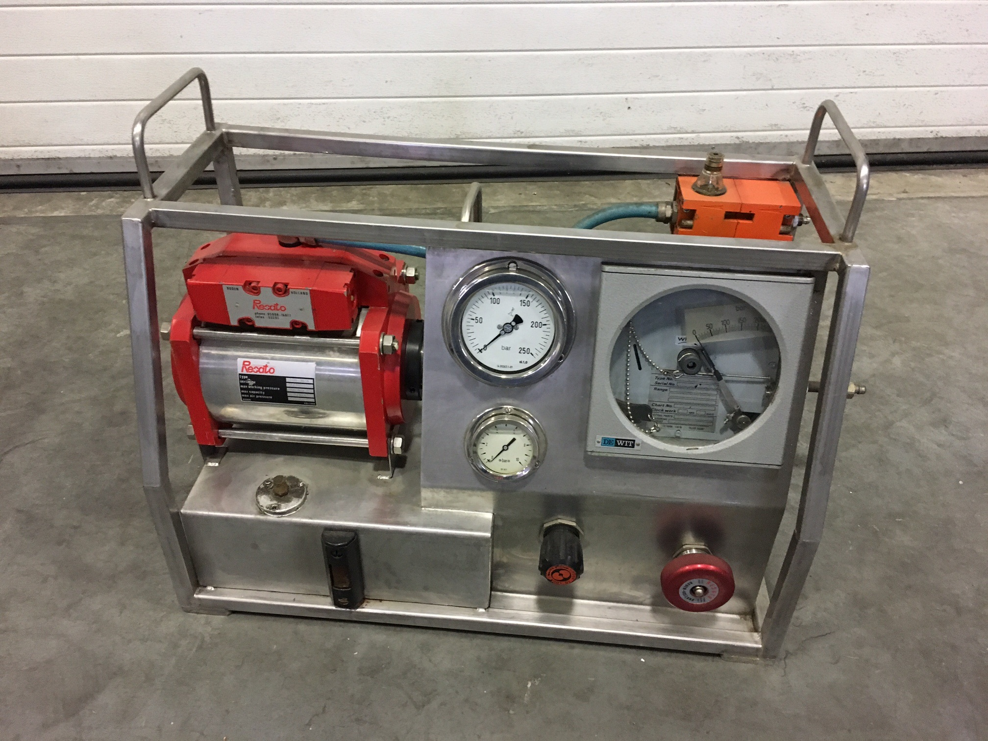 Resato Pump Unit
